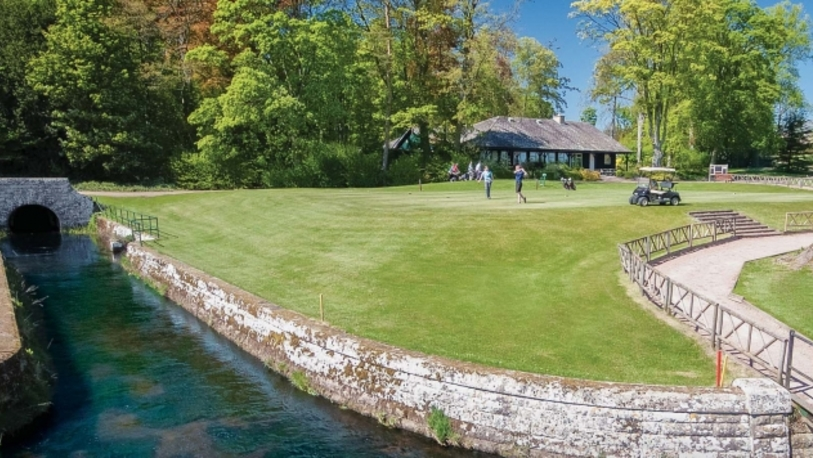 Matfen hall hotel and gc   tee 10
