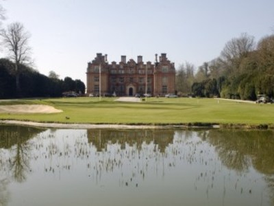 Golf club broome park