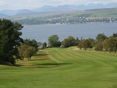 Gourock golf club 6