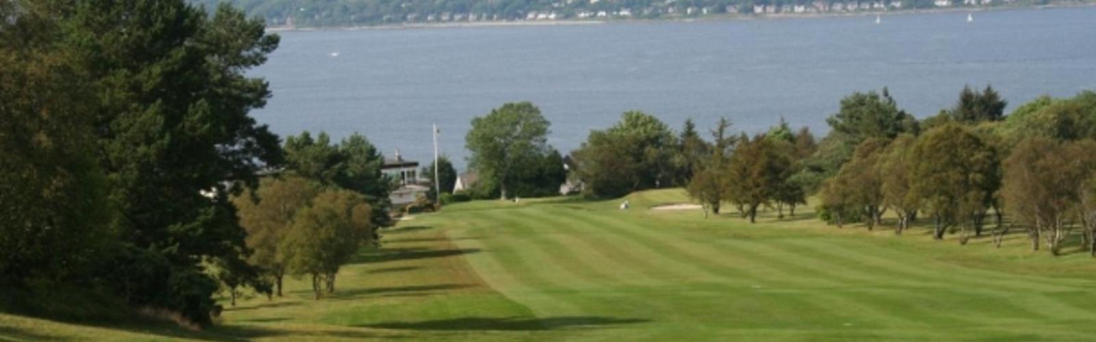 Gourock golf club 6