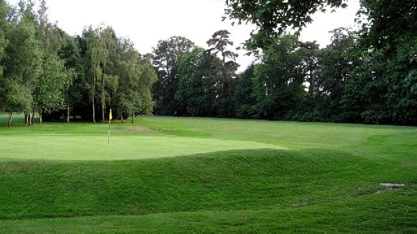 Effingham park golf course   geograph.org.uk   198121