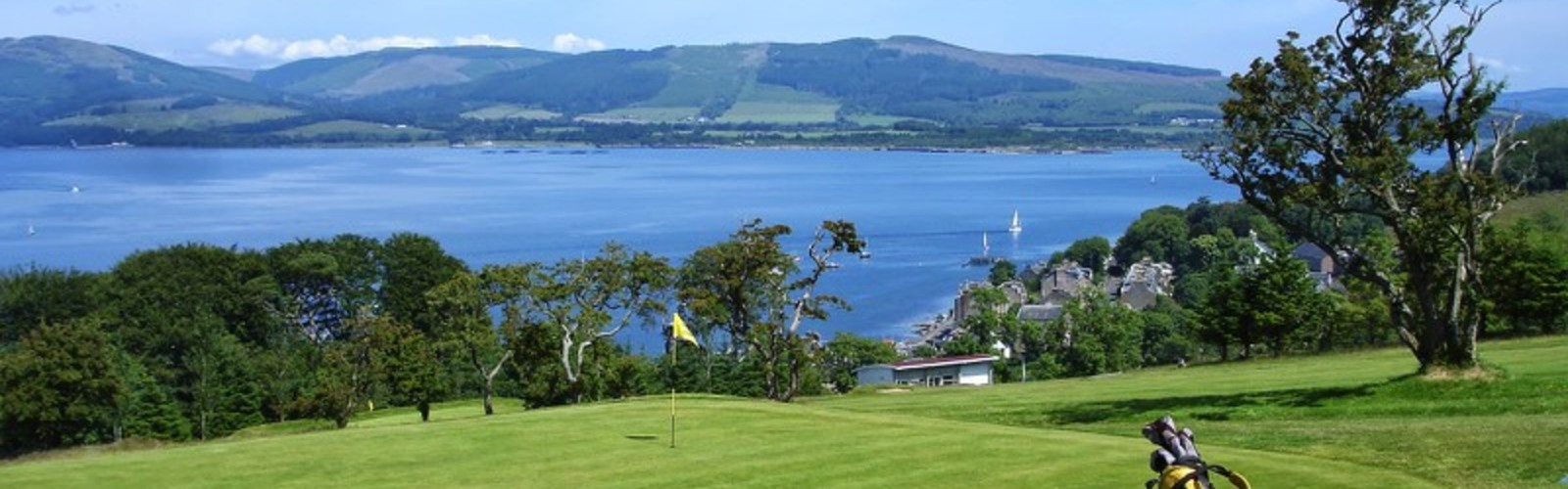 Port bannatyne golf