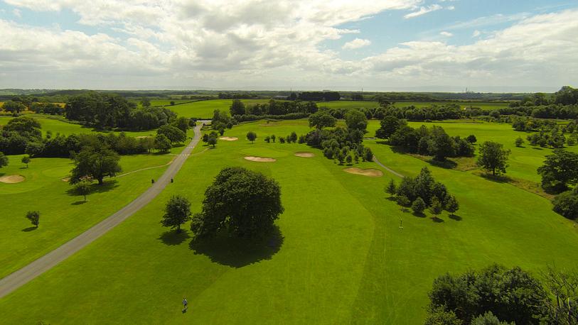 Cottrell park the mackintosh hole 1 19
