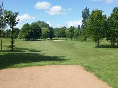 Abbey hill golf centre