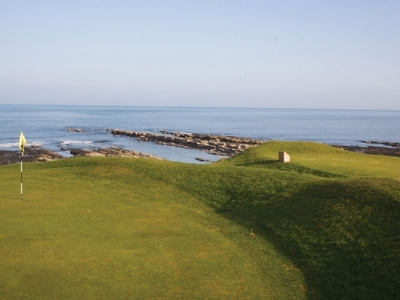 Seahouses golf club 9