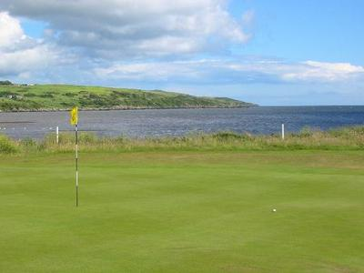 Wigtownshire county golf