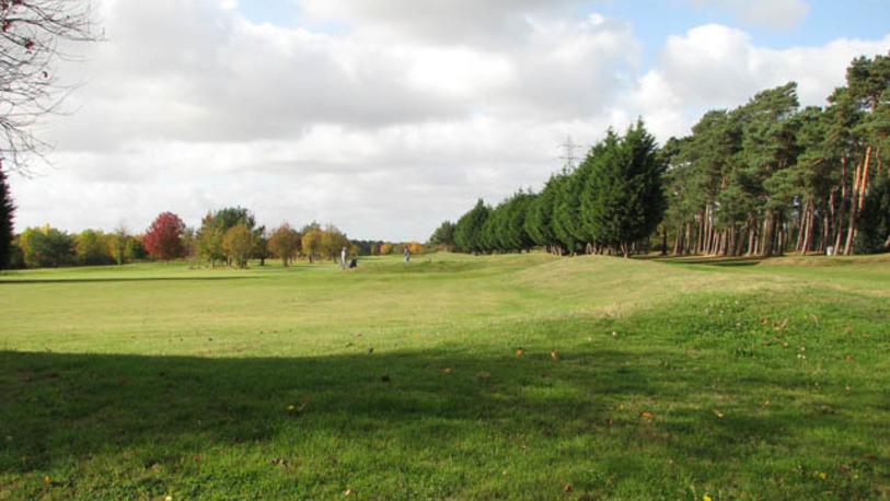 Caldecott hall golf club 5