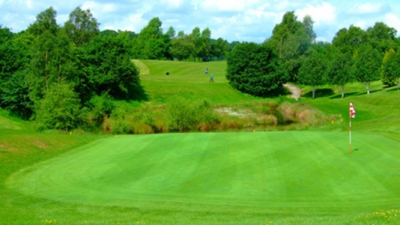 Barlaston golf club 5