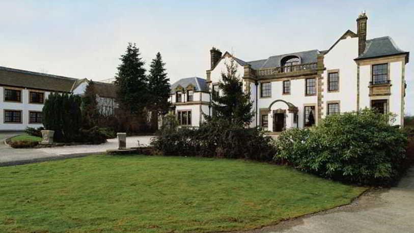 Gleddoch house hotel golf club langbank 025
