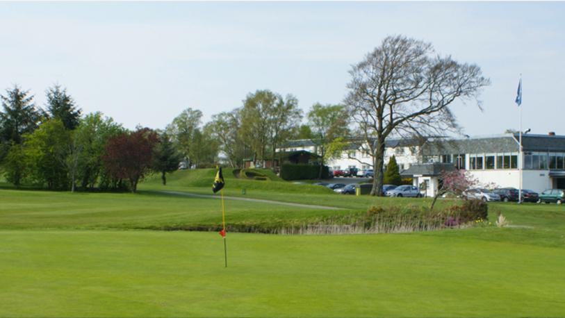 Gleddoch pk golf 1