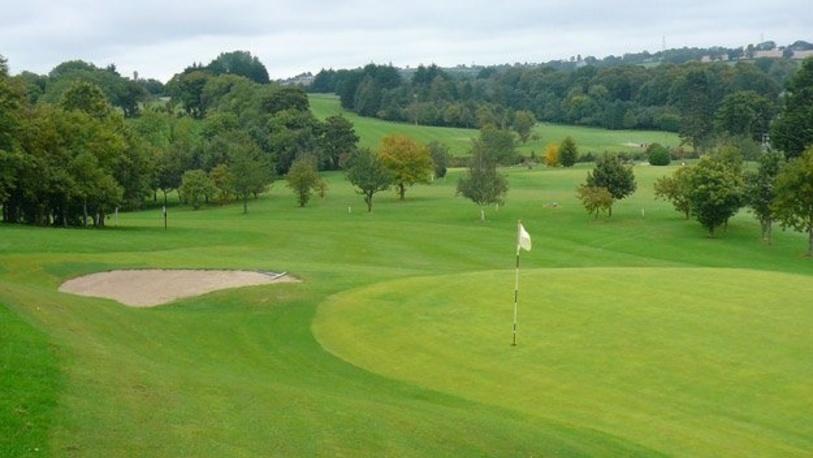 Banbridge golf club 033203 full