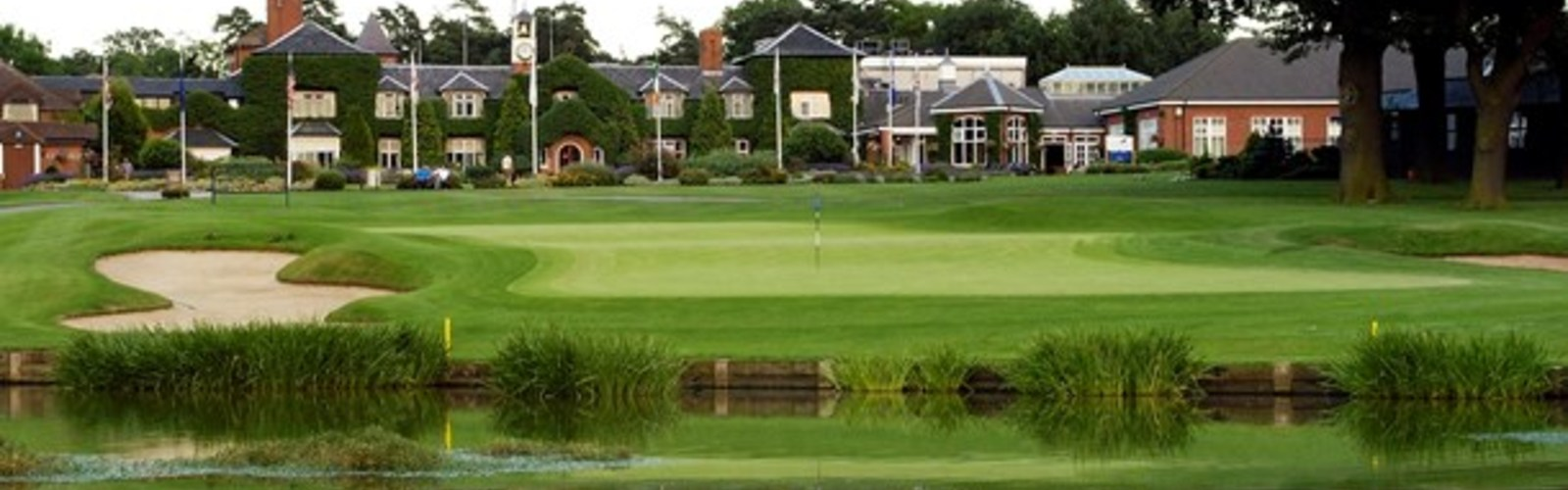 The belfry brabazon 18th hole and hotel