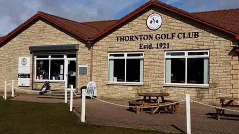 Thornton pro shop