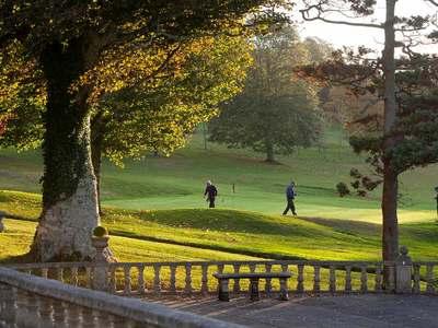 Elfordleigh golf society day