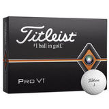 344348 white titleist pro v1 12 ball pack 2019 1